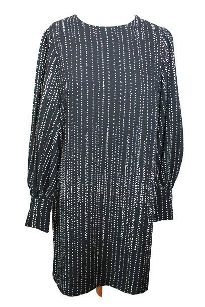 Robe chic belles manches H&M