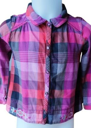 Blouse Catimini en madras