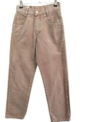 Pantalon velours marron clair
