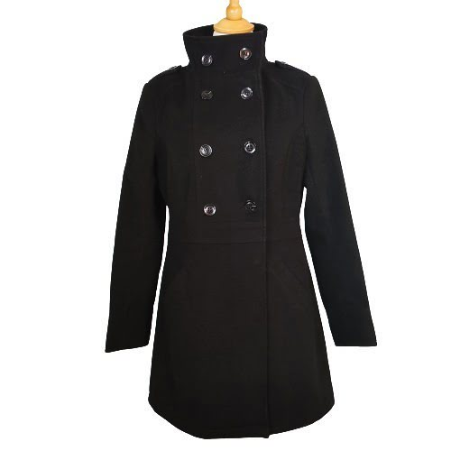 Manteau long uni casual PIMKIE