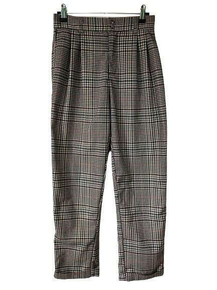 Pantalon à carreaux Prince de Galle